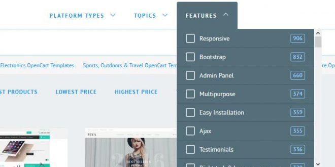 6 Porad Jak Wybrać Idealny Szablon Sklepu Internetowego OpenCart